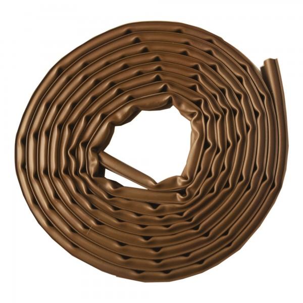 Burlete silicona 6m.x 9 mm. marron