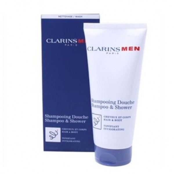 Clarins men shampo&shower 200ml