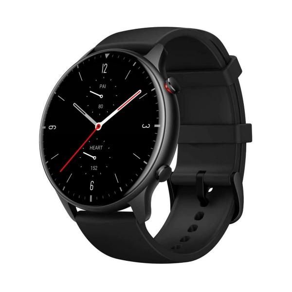 Xiaomi amazfit gtr 2 smartwatch negro 1.39'' 46mm amoled gps bluetooth wifi biotracker 2 ppg