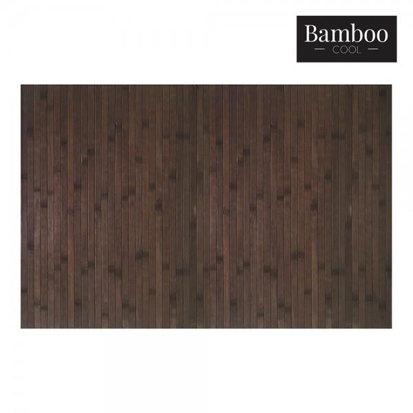 Alfombra bambú wengé 120x180cm